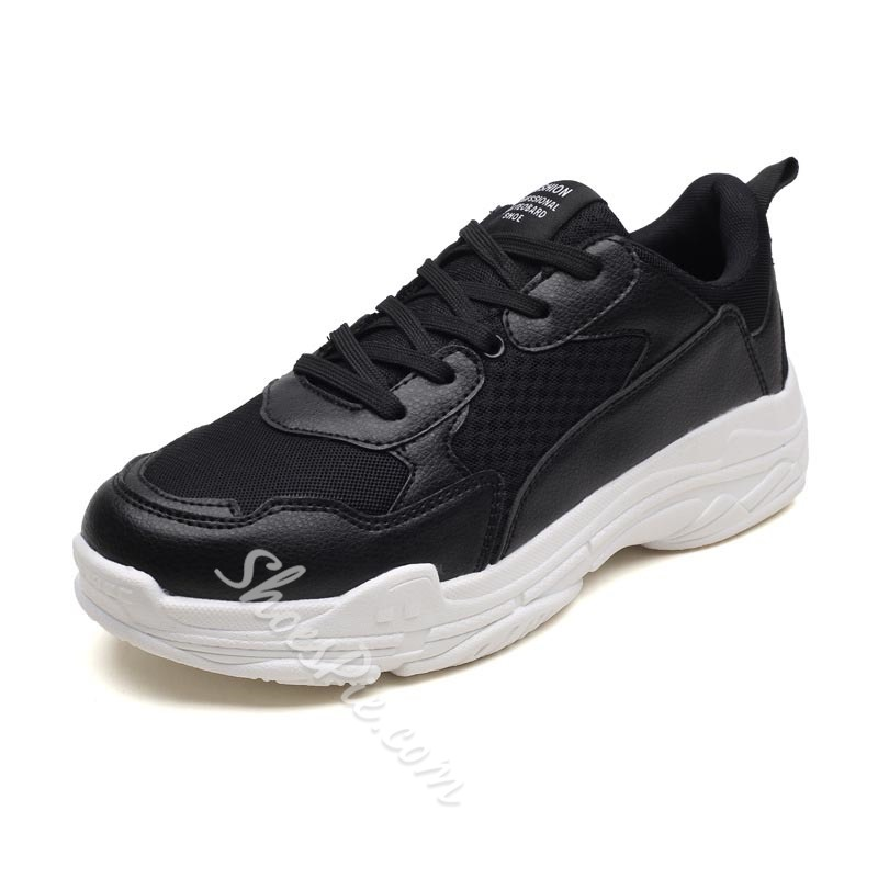 Shoespie Casual Round Toe Athletic Shoes