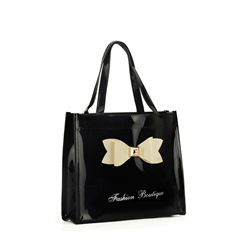 Shoespie Letter Bowtie Soft Women Handbag