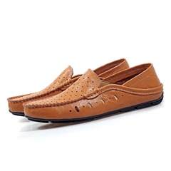 Shoespie Round Toe Fashionable Men's Loafers