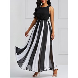 Shoespie Expansion Pullover Women's Maxi Dress