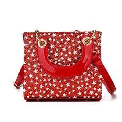 Shoespie Starry Sky Women Zipper Handbag
