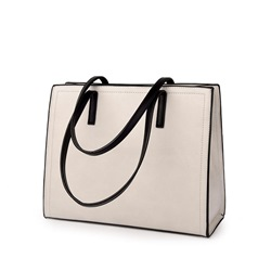 Shoespie Fresh PU Plain Women Handbag