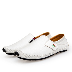 Slip-On Round Toe Casual Men's Loafers