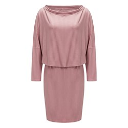 Shoespie Batwing Sleeve Polyester Fall Women's Bodycon Dress