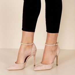 Shoespie Classic Pointed Toe Stiletto Heel Pumps