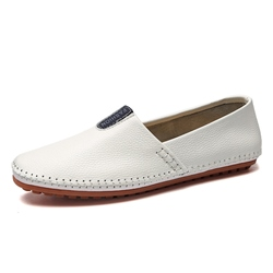 Casual Thread Slip-On Men's Loafers