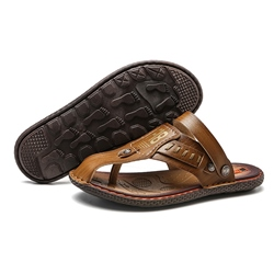 Shoespie Thong Slip-On Men's Sandals