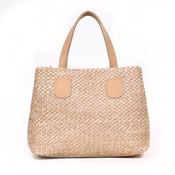 Shoespie Knitted Zipper Women Tote Bag