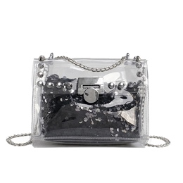 ShoespieSequins Korean Style Jelly Bag