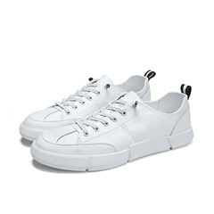 Casual Thread Lace-Up Men's Sneakers