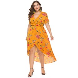 Shoespie Travel Look Floral Women's Maxi Dress