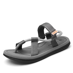 Toe Ring Velcro Casual Men's Sandals