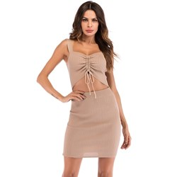 Shoespie Pullover Pleated Sexy Women's Bodycon Dress