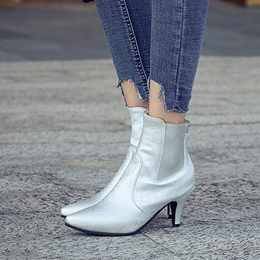 Shoespie Casual Chelsea Ankle Boots