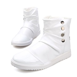Shoespie Beads Slip-On Men's Boots