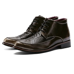 Shoespie Thread Fashion Men's Boots