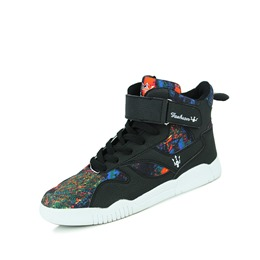 Shoespie Casual Camouflage Thread Men's Sneakers