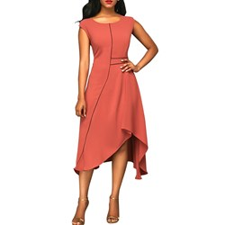 Shoespie Elegant Summer Pullover Women's Maxi Dress