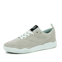 Shoespie Lace-Up PU Casual Men's Sneakers