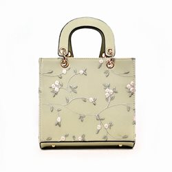 Shoespie Fashion China Floral Women Medium Handbag