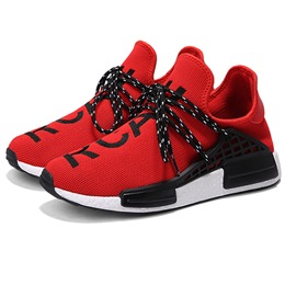 Mesh Lace-Up Casual Sneakers For Men