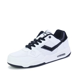 Shoespie Round Toe Low Upper Men's Sneakers
