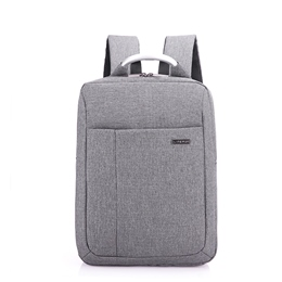 Shoespie Plain Huge Space Unisex Backpack