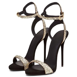 Shoespie Banquet Ankle Strap Dress Sandals