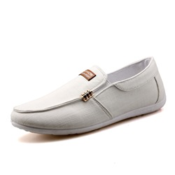 Shoespie Canvas Casual Men's Loafers