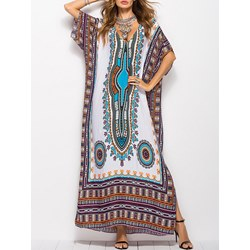 Shoespie Western Ethnic Women's Maxi Dress