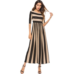 Shoespie Plain Regular Women's A-Line Dress