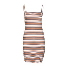 Shoespie Western Pullover Stripe Women's Bodycon Dress