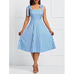 Shoespie Backless Bowknot Women's Maxi Dress