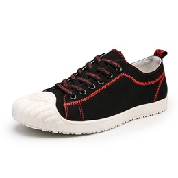Thread Casual Lace-Up Men's Sneakers