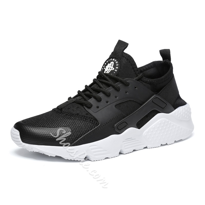 Shoespie Lace-Up Casual Men's Sneakers