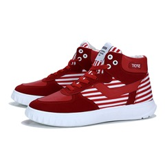 Shoespie Thread Lace-Up Casual Men's Sneakers