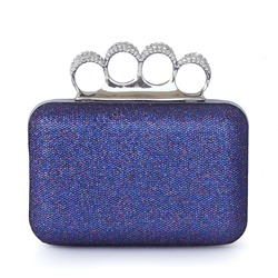 Shoespie Sequins Rhinestone Women Clutch