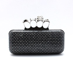 Shoespie Plain Chain Women Clutch