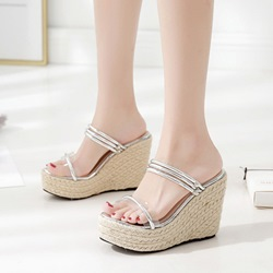 Shoespie Slip-On Casual Sexy Wedges
