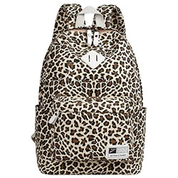 Shoespie Fashion Leopard Pattern Backpack