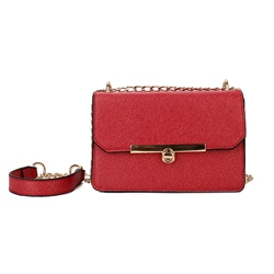 Shoespie Plain Rectangle Women Handbag
