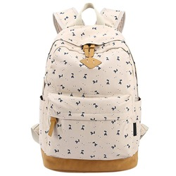 Shoespie Casual Anmial Women Backpack