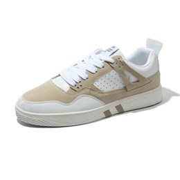 Lace-Up Comfortable Low Upper Sneakers For Men