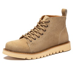 Shoespie Casual Thread Men's Martin Boots