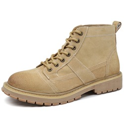 Shoespie Casual Brush Off Mid-Calf Men's Boots