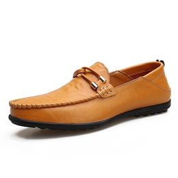 Shoespie Casual Plain Slip-On Men's Loafers