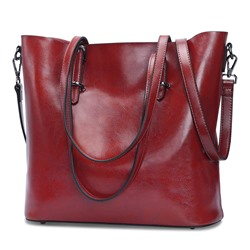 Shoespie Casual Plain Zipper Women Shoulder Bag