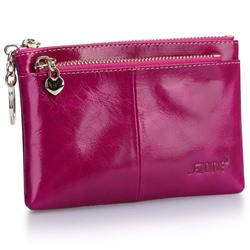 Shoespie Rectangle Note Compartment Short Wallet