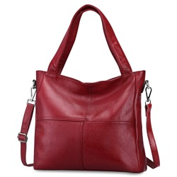 Shoespie Casual Plain Square Shoulder Bag