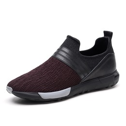 Slip-On Round Toe Men's Sneakers